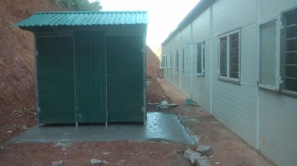 Nậm Pồ (Điện Biên): Thiếu hơn 400 nhà vệ sinh tại các trường học