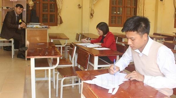 Thi tuyển giáo viên ở TP Hải Dương: Tỷ lệ thí sinh đăng ký gấp 1,87 lần so với chỉ tiêu