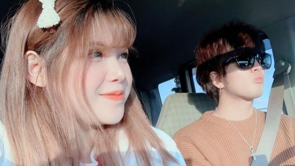 Cô gái Hải Dương từng nổi tiếng nhờ vòng 1 có bạn trai mới người Nhật, không phải gu của cô nàng nhưng rất thú vị