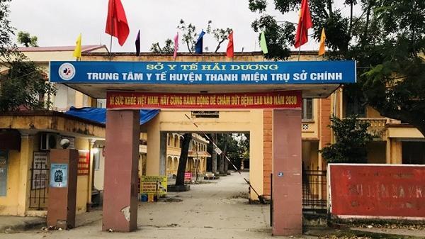64 người ở thị trấn Thanh Miện tự cách ly tại nhà