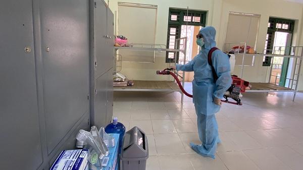 Hòa Bình: 649 người được cách ly phòng, chống dịch Covid-19
