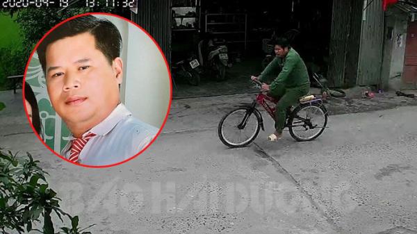 Đối tượng đánh chết bố bị bắt khi đang đạp xe trên đường 391