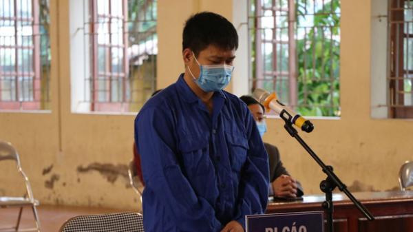 48 tháng tù cho đối tượng cướp máy đo thân nhiệt ở chốt kiểm soát dịch COVID-19