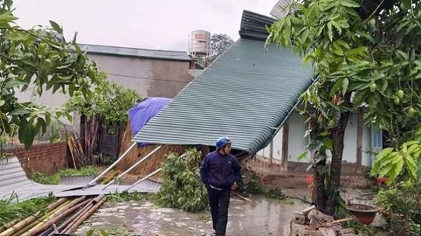 Huyện Điện Biên: Thiệt hại hơn 14 tỷ đồng do gió lốc, mưa lớn