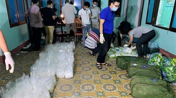 Truy nã đối tượng đặc biệt nguy hiểm vận chuyển gần 250kg ma túy đá