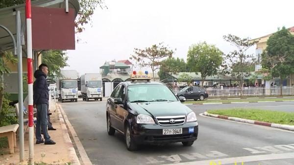 Điện Biên: Tiếp tục tổ chức đào tạo, sát hạch cấp GPLX từ ngày 27/4
