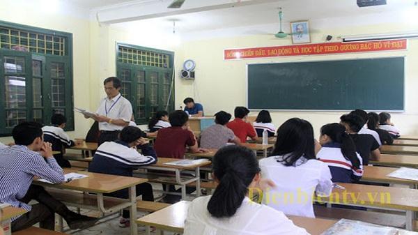 Điện Biên: Dự kiến tuyển trên 7.000 học sinh vào học lớp 10 ở các trường THPT năm học 2020 - 2021
