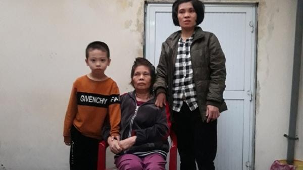 Hải Dương: Gia cảnh nghèo khó của người vợ thương binh