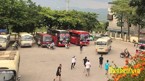Điện Biên: Thực hiện dỡ bỏ toàn bộ quy định về giãn cách hành khách trên các phương tiện vận tải hành khách