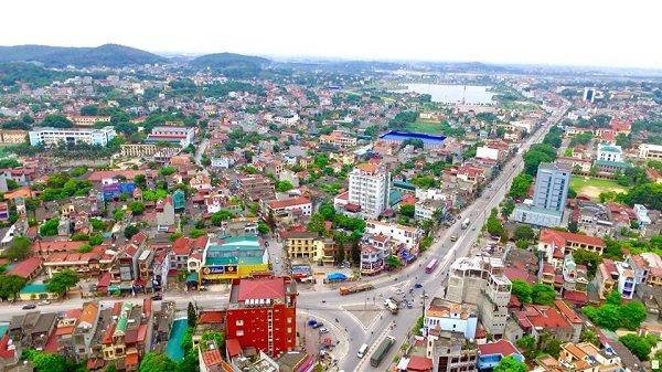 Hải Dương có khu đô thị mới phía Đông TP Chí Linh