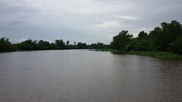 Sai, Hậu Giang có hệ thống sông ngòi dài khoảng 2.300 km