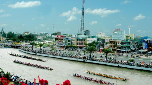 Đúng, đó là huyện Châu Thành A thuộc tỉnh Hậu Giang