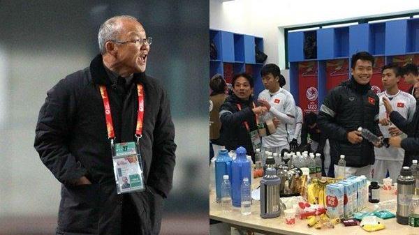 Trợ lý của thầy Park: 'Đã lỡ rồi, ta vô địch đi thôi'