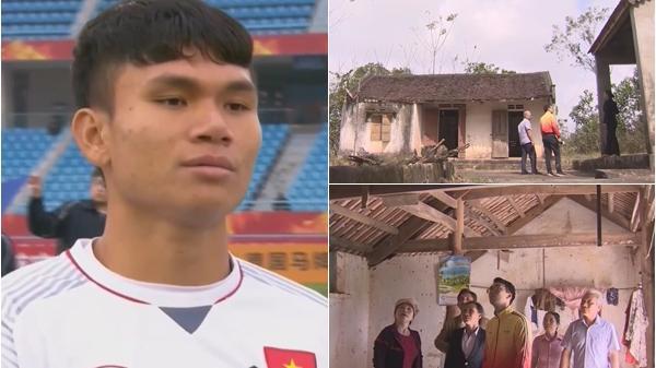 Cận cảnh căn nhà phải đi vay tiền mới xây được của Phạm Xuân Mạnh ở quê, giờ thì em đã có tiền trả nợ đây rồi