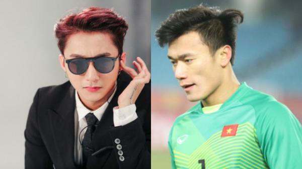 Bất ngờ, thủ môn U23 Việt Nam Bùi Tiết Dũng có lượng fan theo dõi gấp đôi Sơn Tùng M-TP