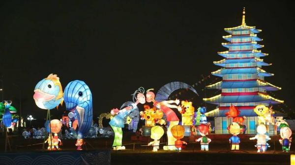 HOT: Sắp tới sẽ diễn ra lễ hội Đèn lồng khổng lồ đầu tiên ngay gần Hậu Giang