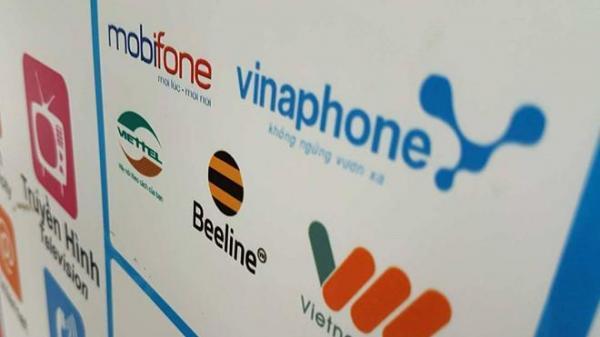 NGÀY MAI: 3 nhà mạng khuyến mại 50% trả trước lần cuối