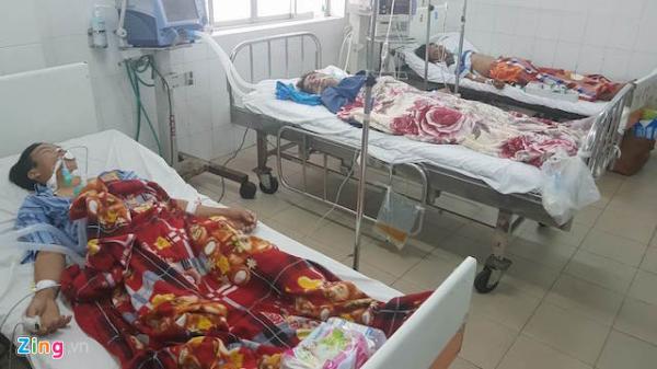 Hậu Giang: Nhậu cá nóc, 5 người nhập viện cấp cứu