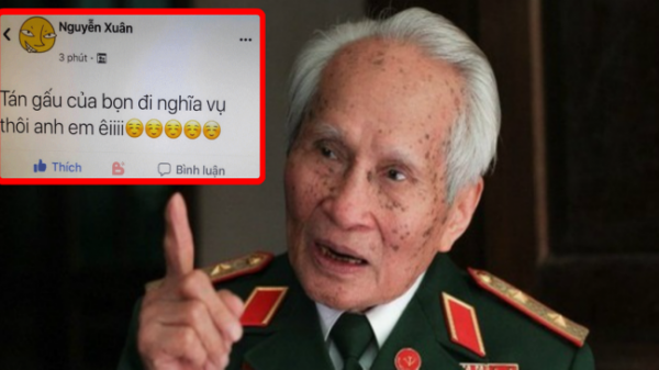 Trung tướng Nguyễn Quốc Thước: Kêu gọi 'tán người yêu thanh niên lên đường nhập ngũ' là hành vi mang tính chất phản động