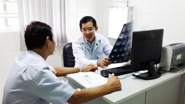 Bệnh nhân quê Hậu Giang xuất viện sau 36 giờ điều trị vỡ u gan bằng phương pháp TACE