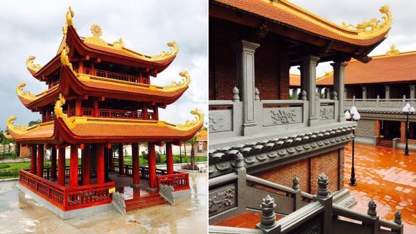 Ngây ngất với vẻ đẹp của Thiền viện Trúc Lâm tỉnh Hậu Giang