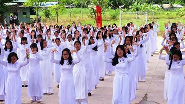 Lịch nghỉ Tết chính thức của học sinh Vĩnh Long là 14 ngày