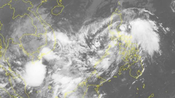 Hôm nay áp thấp có thể mạnh lên thành bão, tiến nhanh vào đất liền