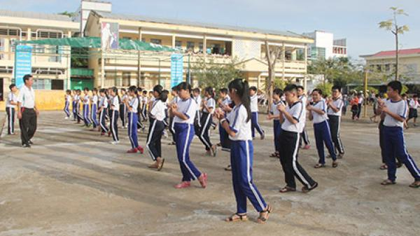 Hậu Giang: Học sinh trở lại trường học tương đối đầy đủ