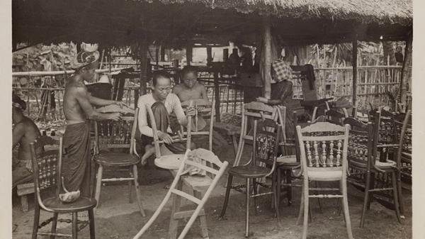 Loạt ảnh quý hiếm mới công bố về Việt Nam năm 1930