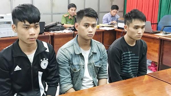 Thiếu tiền, 3 thanh niên quê Hòa Bình rủ nhau cướp xe ôm Grab