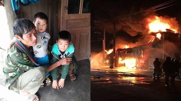 Vợ sang Đài Loan được 2 ngày, chưa gặp mặt nhau chồng đã tử nạn
