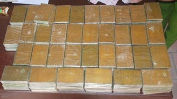 Đối tượng cuối cùng trong nhóm mua bán 30 bánh heroin chờ ra tòa