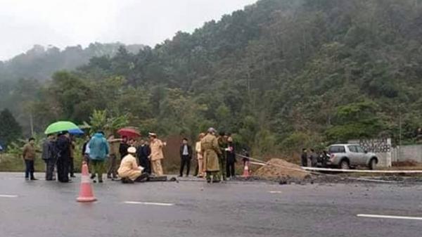 Kinh hoàng: Ô tô 'điên' tông 5 công nhân tử vong