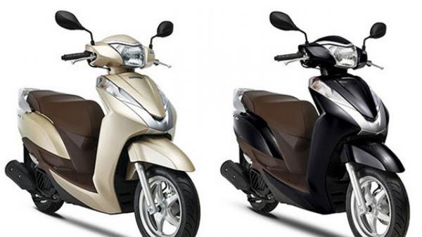 Cập nhật bảng giá xe máy Honda cận Tết có nhiều thay đổi