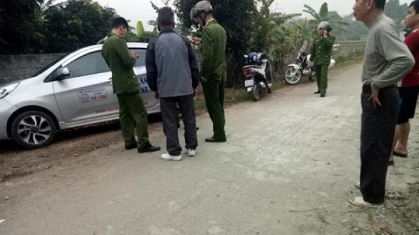 Khẩn trương truy bắt hai đối tượng cướp tài sản của lái xe taxi ở Hòa Bình