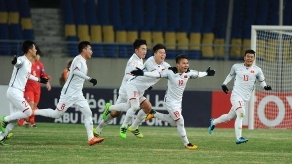 Thủ tướng gọi điện chúc mừng U23 Việt Nam sau chiến thắng lịch sử