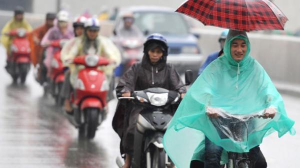 Ngày mai nhiệt độ giảm đột ngột tới 12 độ C, Bắc Bộ cổ vũ đội tuyển U23 Việt Nam trong mưa rét