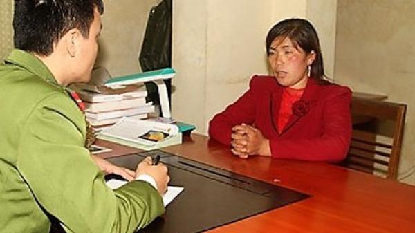 Người đàn bà quê Hòa Bình xây hầm trong vườn nhà để mua bán ma túy