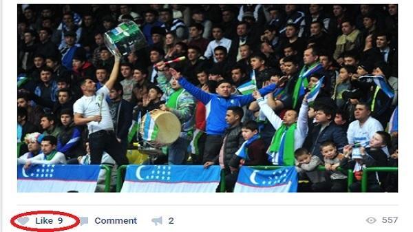 Thắng Việt Nam vô địch Châu Á nhưng không ngờ người hâm mộ Uzbekistan lại thờ ơ thế này