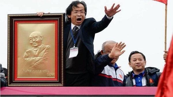 Cựu Phó Chủ tịch VFF nói gì khi bị chỉ trích 'nhận vơ công trạng' với U23 Việt Nam?
