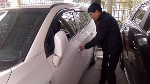 Truy bắt đối tượng quê Hòa Bình liên quan đến trộm tài sản trong cabin xe ô tô
