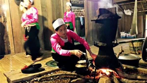 Thú vị và đầy hấp dẫn những món ăn đặc trưng của người Mường Hòa Bình vào dịp Tết Nguyên đán