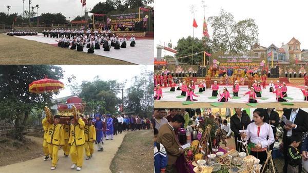 Đặc sắc Lễ hội Mường Thàng (Hòa Bình) năm 2018