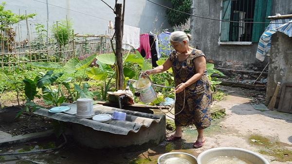 Xã Trung Minh mong chờ nước sạch