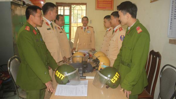 Công an huyện Kim Bôi quyết liệt đấu tranh phòng, chống tội phạm