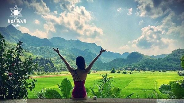 """Điểm danh 7 Resort """"cực chất"""" ở Hòa Bình cho những ngày nghỉ dài"""