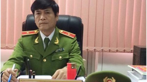 Chân dung tướng Nguyễn Thanh Hóa vừa bị bắt tạm giam