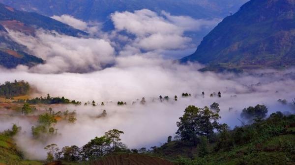 """Lạc vào xứ sở thần tiên Lũng Vân - Hòa Bình nơi có thần dược """"trường sinh"""", các cụ trăm tuổi vẫn leo núi thoăn thoắt"""