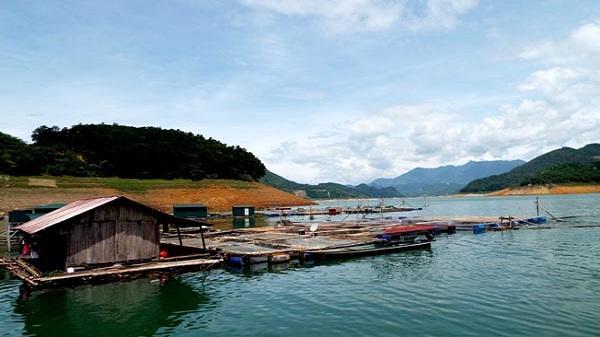 Cơ hội phát triển du lịch hồ Hòa Bình