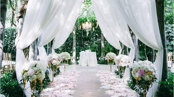 Sự thật 2 rạp cưới riêng biệt trong hôn lễ con gái đại gia ngành dược